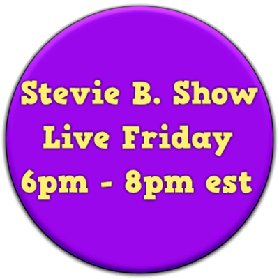 stevie b show button